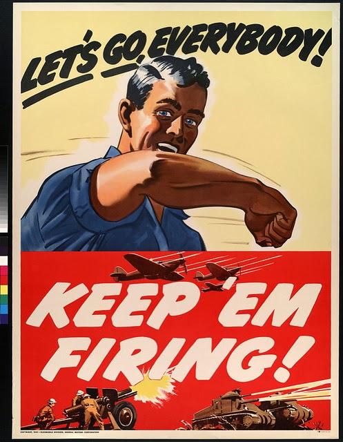 Vintage World War Ii Posters 83