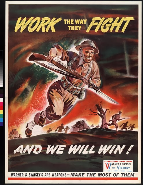 propaganda during world war two The jewish enemy is the first extensive study of how anti-semitism pervaded and shaped nazi propaganda during world war ii and the holocaust, and how it pulled together the diverse elements.
